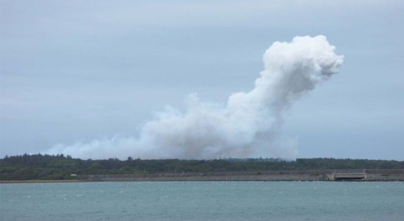 'Concerns' over aluminium plant 'blast' in Holyhead, UK