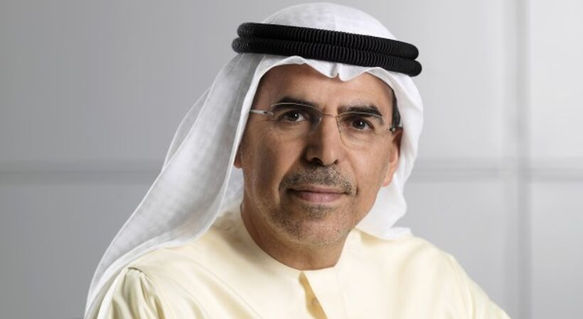 Abdulla Kalban, Managing Director & Chief Executive Officer of EGA