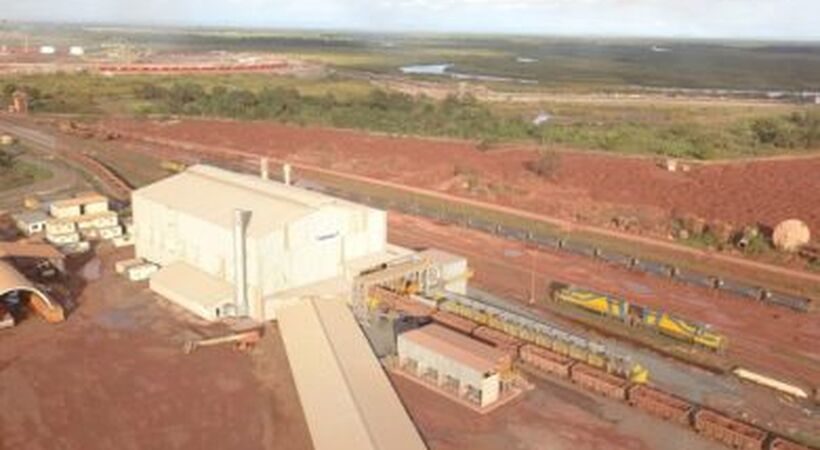 Tenova TAKRAF passes railcar test at Guinea bauxite expansion project.