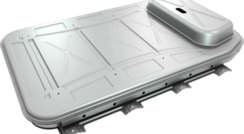 Novelis Develops World's First Aluminium Sheet Battery Enclosure