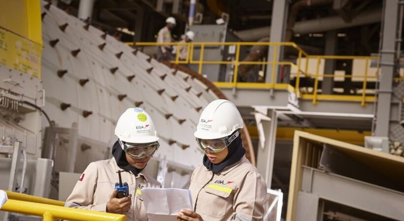 EGA starts production at UAE's first alumina refinery in major milestone for industrial sector
