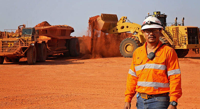Rio Tinto says Amrun bauxite mine set for full production