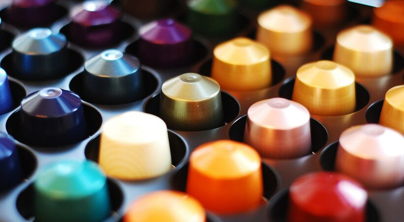 Nespresso commits to improve aluminium capsule recycling
