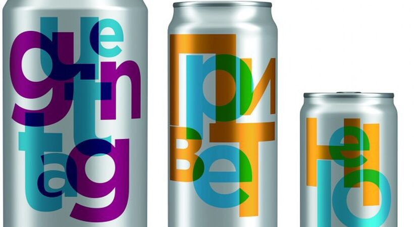 Three new can sizes