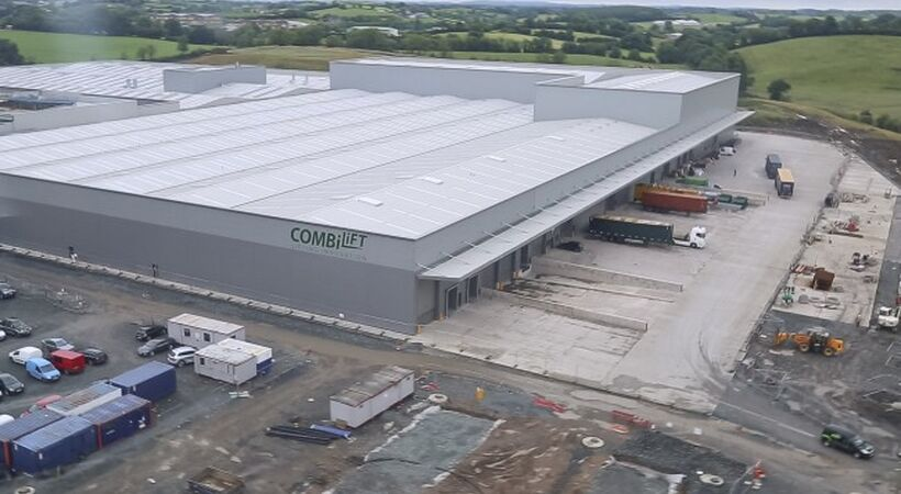 Combilift expansion