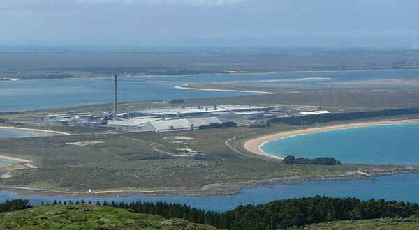 Tiwai Point smelter exempted from lockdown