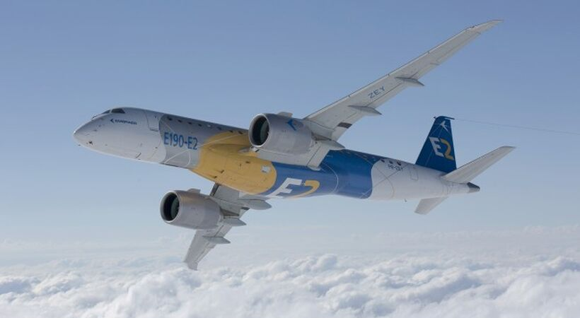 Alcoa: Embraer contract