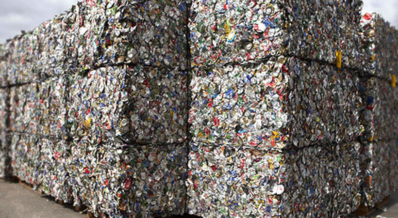 2020 aluminium recycling targets well within reach, thanks to record rates