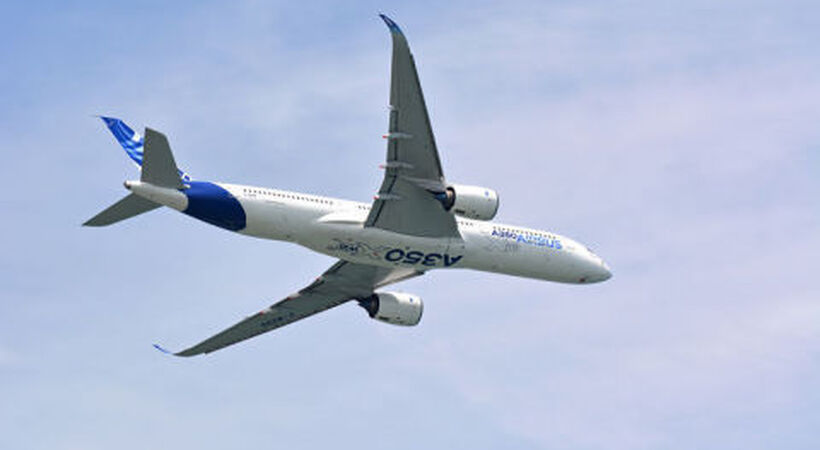 Alcoa signs contract with Airbus