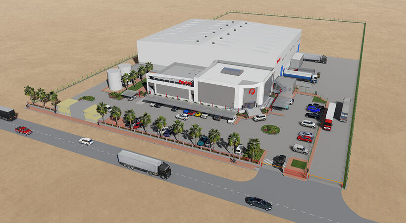 Pyrotek builds new Dubai manufacturing plant