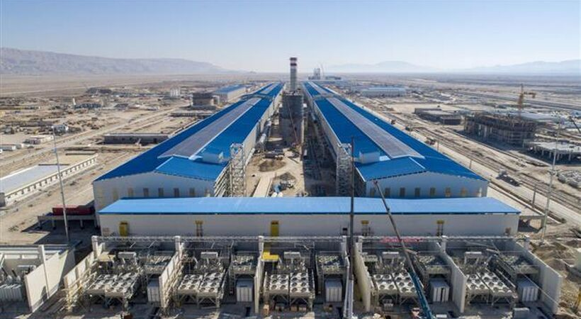 Iran opening first phase of $1 billion aluminium smelter