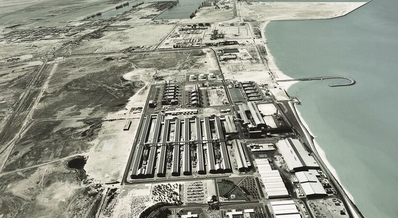 Emirates Global Aluminium marks 40 years since the first