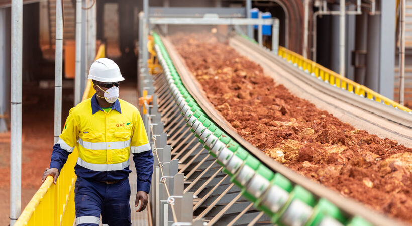 EGA signs agreement to supply bauxite from Guinea to Xinfa for five years