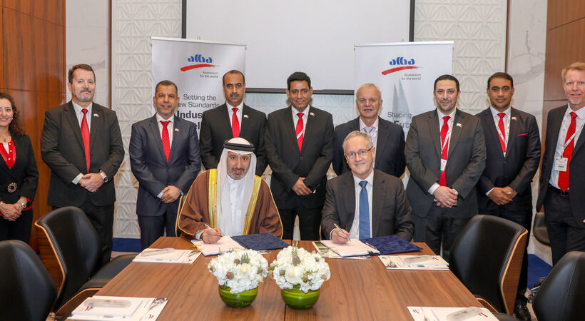 Alba signs Regain as the technology partner for its SPL treatment plant