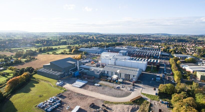 Aluminium Stewardship Initiative certifies Bridgnorth Aluminium plant in the United Kingdom against ASI Performance Standard