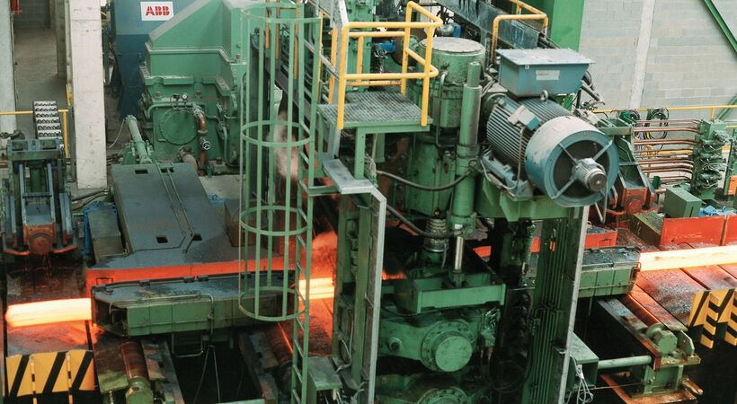 Performance Optimisation Service for long product rolling mills