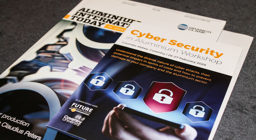 Aluminium industry gathers to learn about cyber resilience strategies and how to protect operations and people