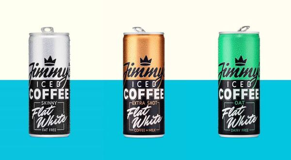 Ball creates collection of newly designed, infinitely recyclable 250ml cans in partnership with Jimmy's Iced Coffee