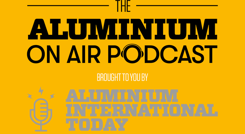 Listen to the first in a series of Podcasts from Aluminium International Today