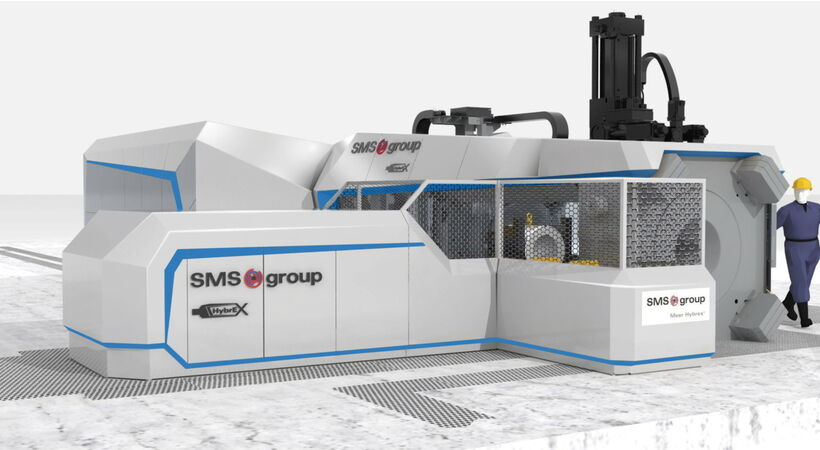 Garner Aluminium Extrusions awards FAC to SMS Group