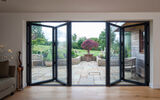 The benefits of installing aluminium bi-folding doors in a home