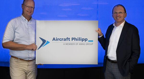 AMAG acquires majority share of the German Aircraft Philipp Group