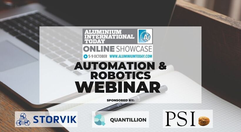As digital technologies and Industry 4.0 is adopted in the aluminium sector, this webinar will discuss the automation and robotics solutions that are revolutionising manufacturing and which areas of the supply chain are already investing in automation and seeing the benefits.