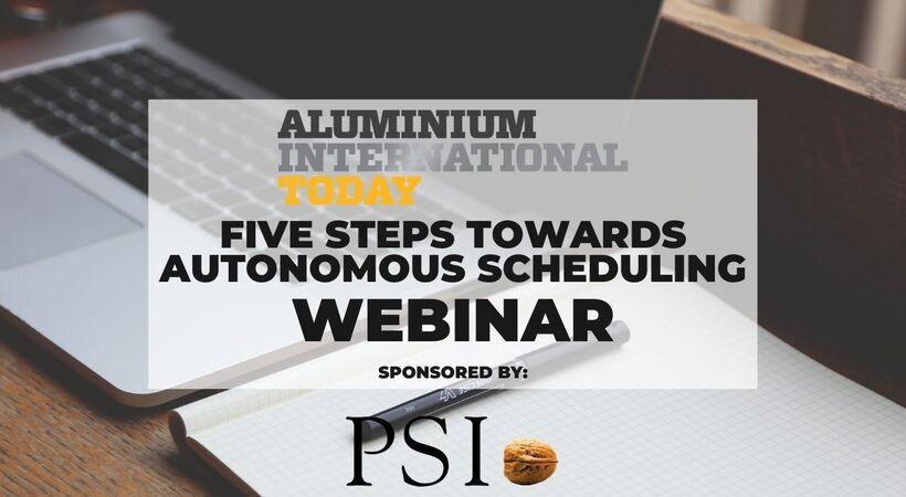 In this Webinar, PSI will introduce five steps you can take with an integrated planning system and AI (artificial intelligence) to autonomous scheduling. And just imagine, what an increase of only 1% in productivity would mean to your plant – you might be surprised.